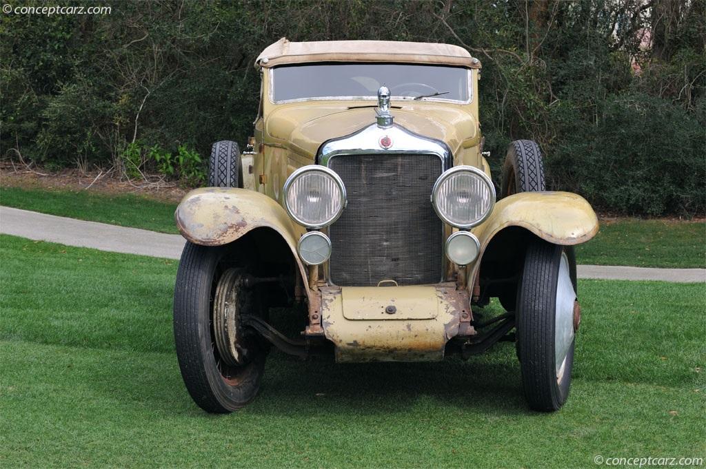 1930 Minerva Al Image Chassis Number 57804