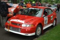 2000 Mitsubishi Lancer Evo VI image.