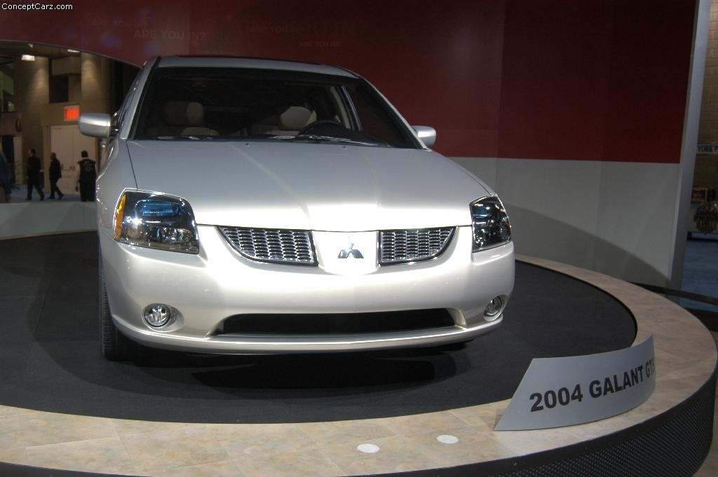 2009 Mitsubishi Galant Ralliart Concept Car Pictures