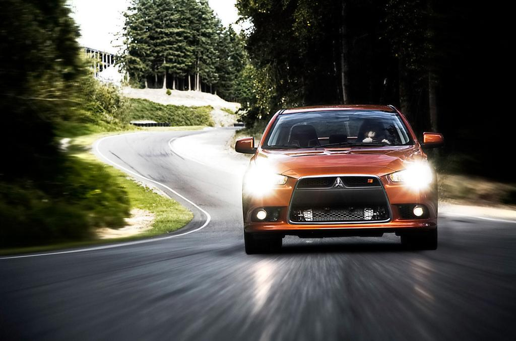 2009 Mitsubishi Lancer Ralliart Image