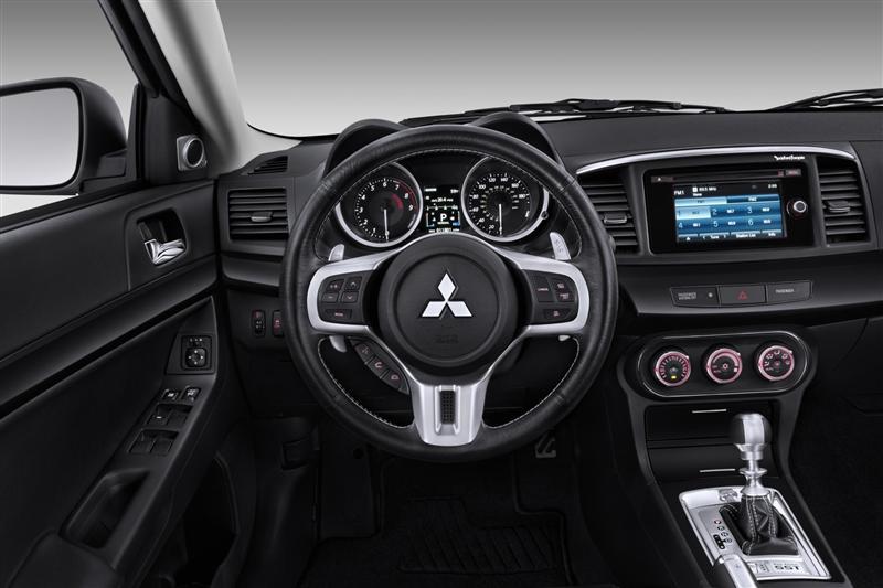 2014 mitsubishi lancer evolution image - Mitsubishi Evolution 2014