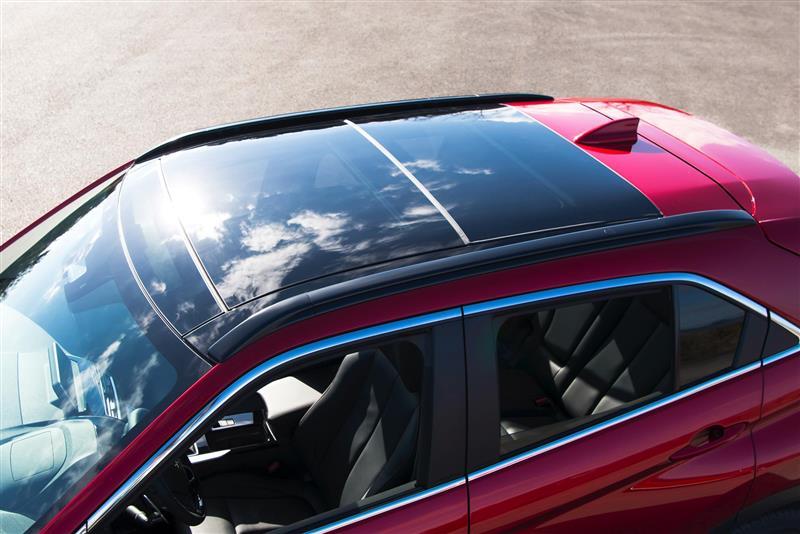 2017 Mitsubishi Eclipse Cross
