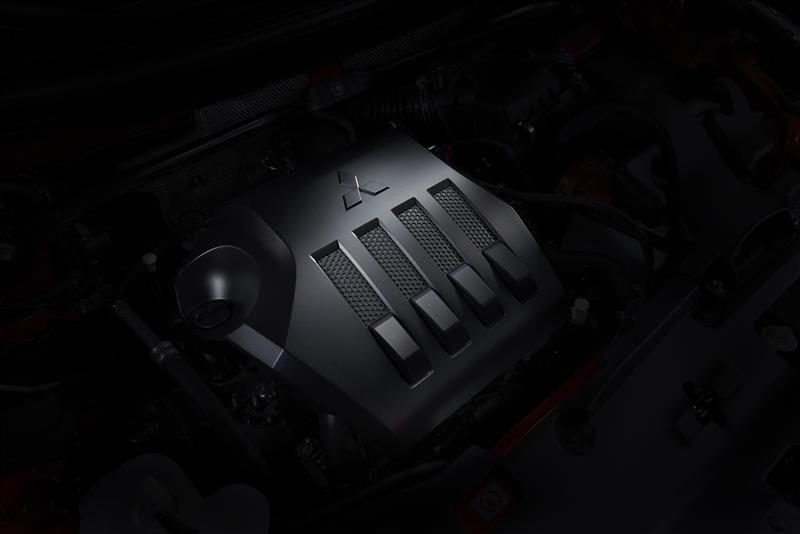 2017 Mitsubishi Eclipse Cross Image