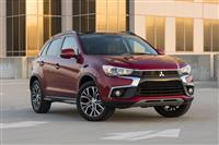 Mitsubishi Outlander Sport Monthly Sales