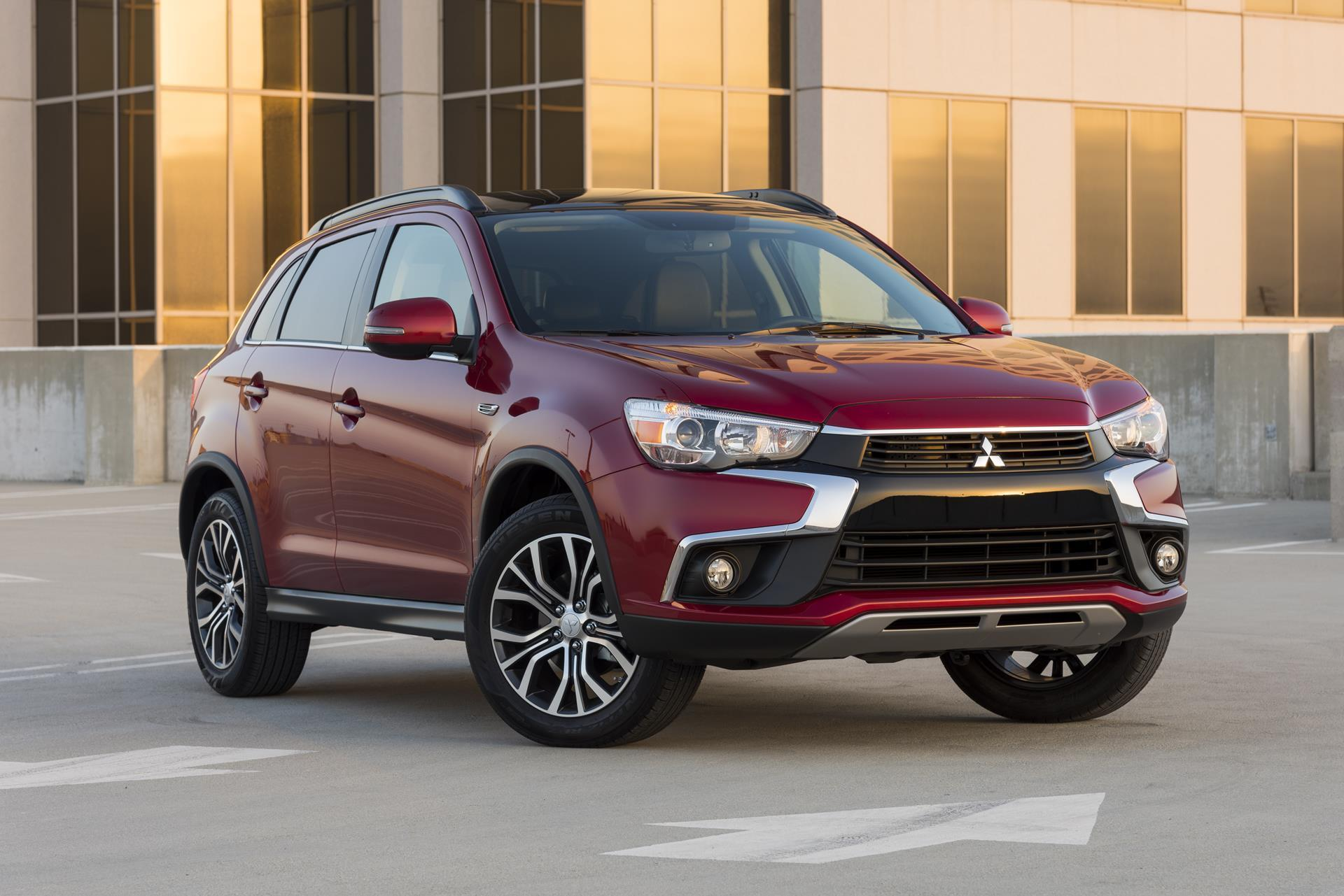 2017 mitsubishi outlander sport. Black Bedroom Furniture Sets. Home Design Ideas