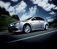 2012 Mitsubishi Lancer Evolution image.