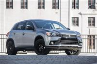 2017 Mitsubishi Outlander Sport Limited Edition image.