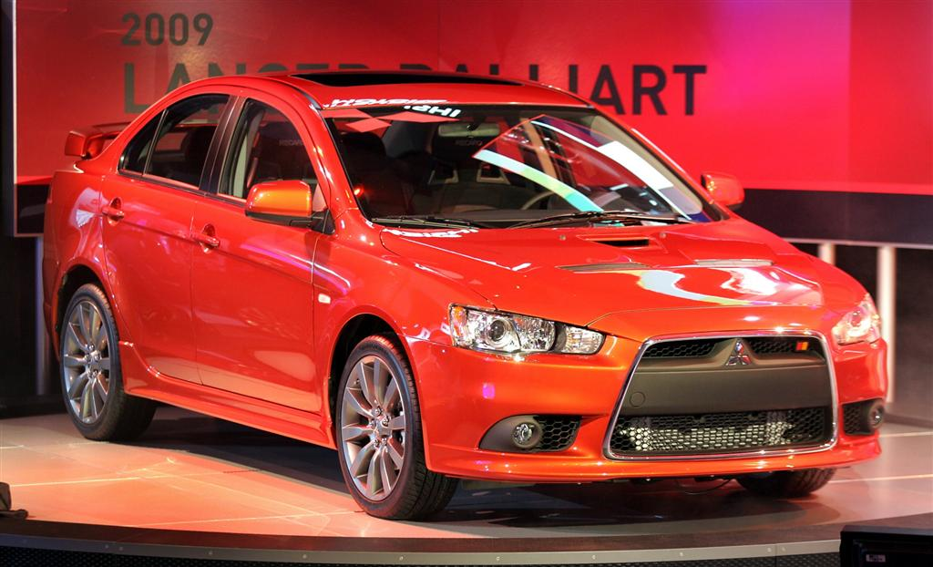 2009 mitsubishi lancer ralliart. Black Bedroom Furniture Sets. Home Design Ideas