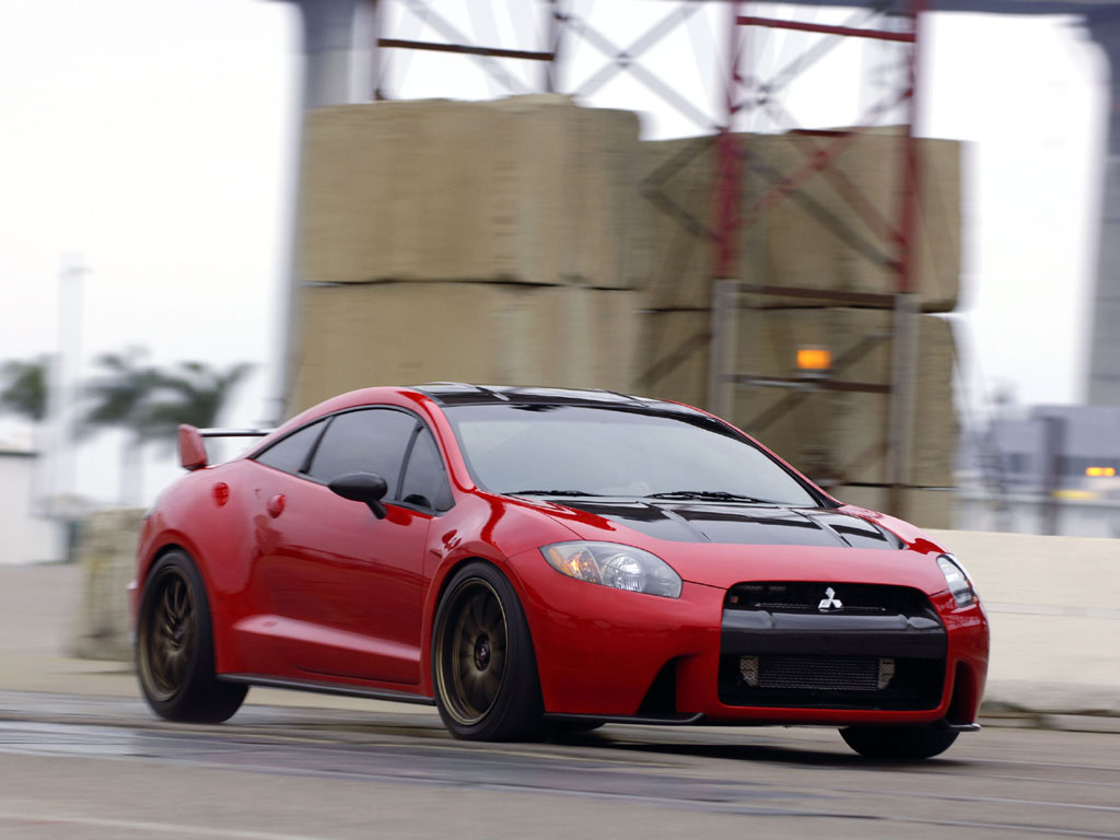 2006 mitsubishi eclipse ralliart pictures history value research news. Black Bedroom Furniture Sets. Home Design Ideas