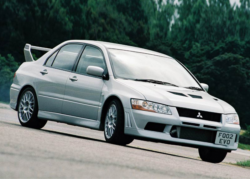 2002 mitsubishi lancer evo vii fq 300 pictures and wallpaper - Mitsubishi Lancer Evo 2002
