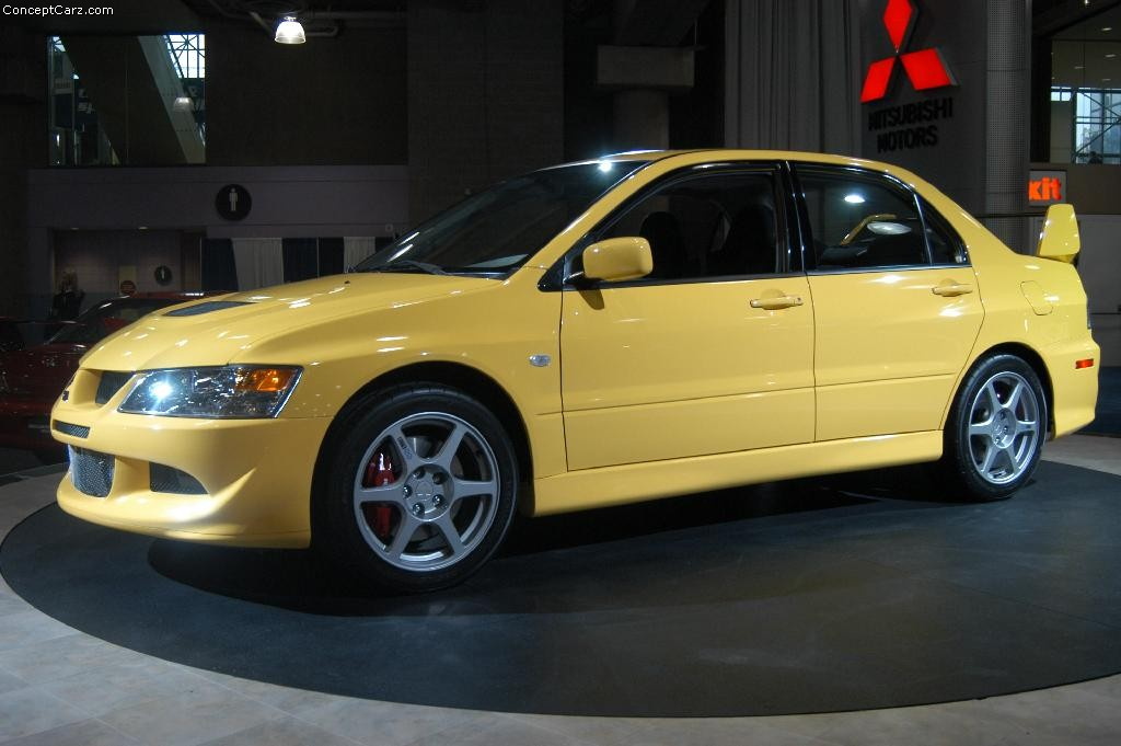 2004 mitsubishi lancer evolution viii image. Black Bedroom Furniture Sets. Home Design Ideas