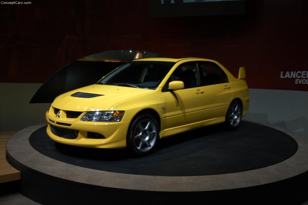 2004 mitsubishi lancer evolution viii. Black Bedroom Furniture Sets. Home Design Ideas