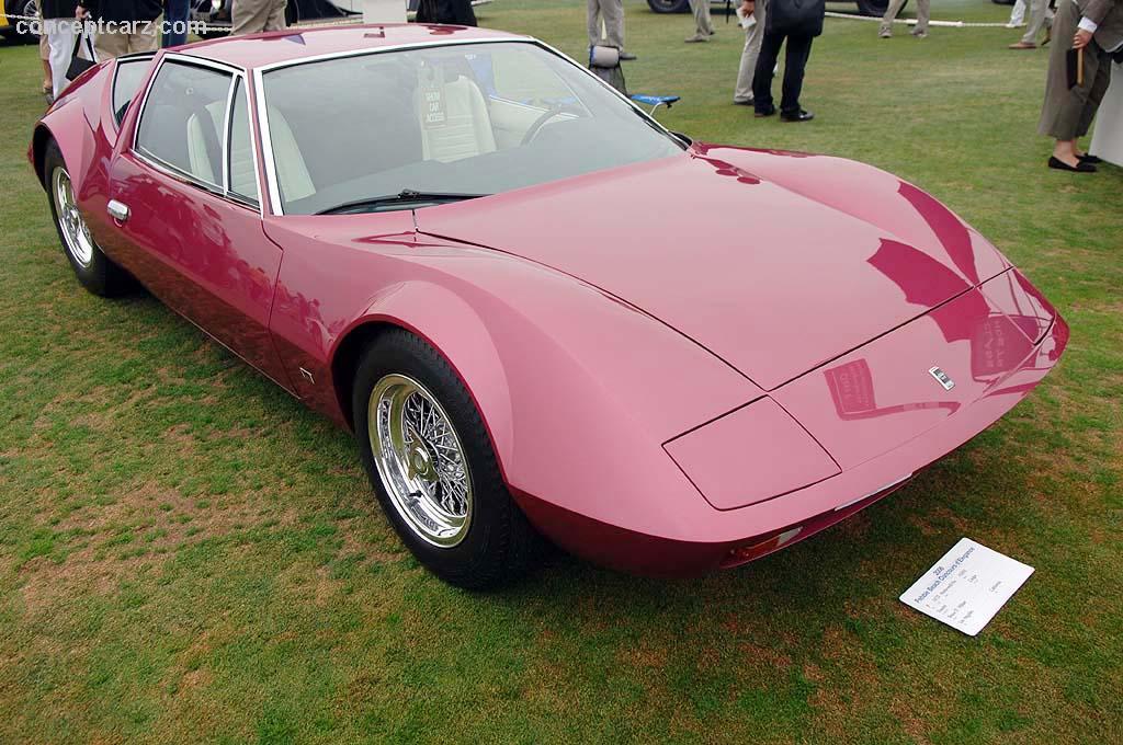 Tnt Auto Sales >> 1970 Monteverdi Hai 450SS - conceptcarz.com