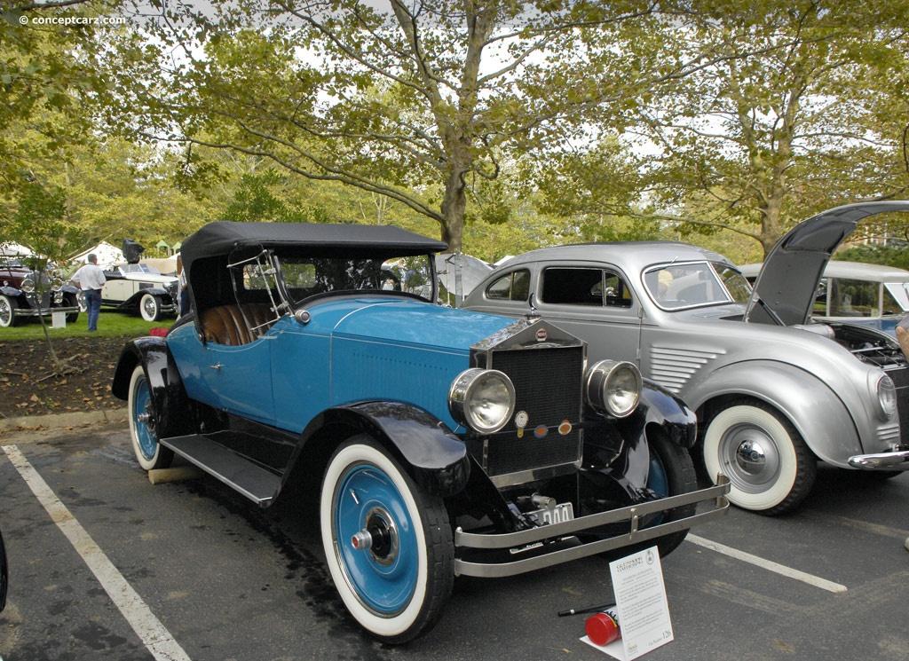 1924 Moon 6 50 Series A Vintage Motor Cars At Amelia