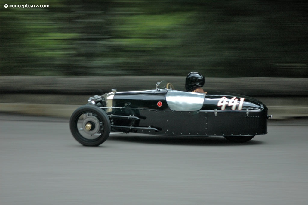 1931 Morgan Aero Super Sport Image