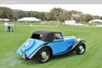 Morgan Avon Coupe Prototype