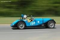 1963 Morgan 4/4 image.