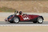 1964 Morgan 4/4 Series V image.
