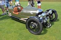 2011 Morgan Threewheeler image.