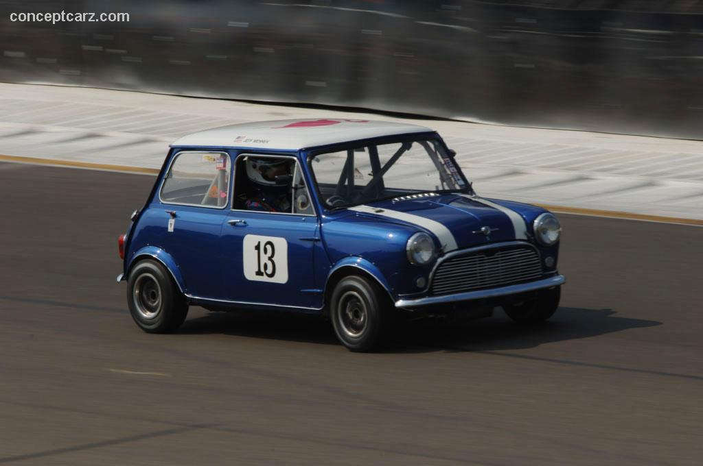 Auction Results And Data For 1964 Morris Mini Cooper S