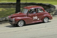 1967 Morris Minor 1000 image.
