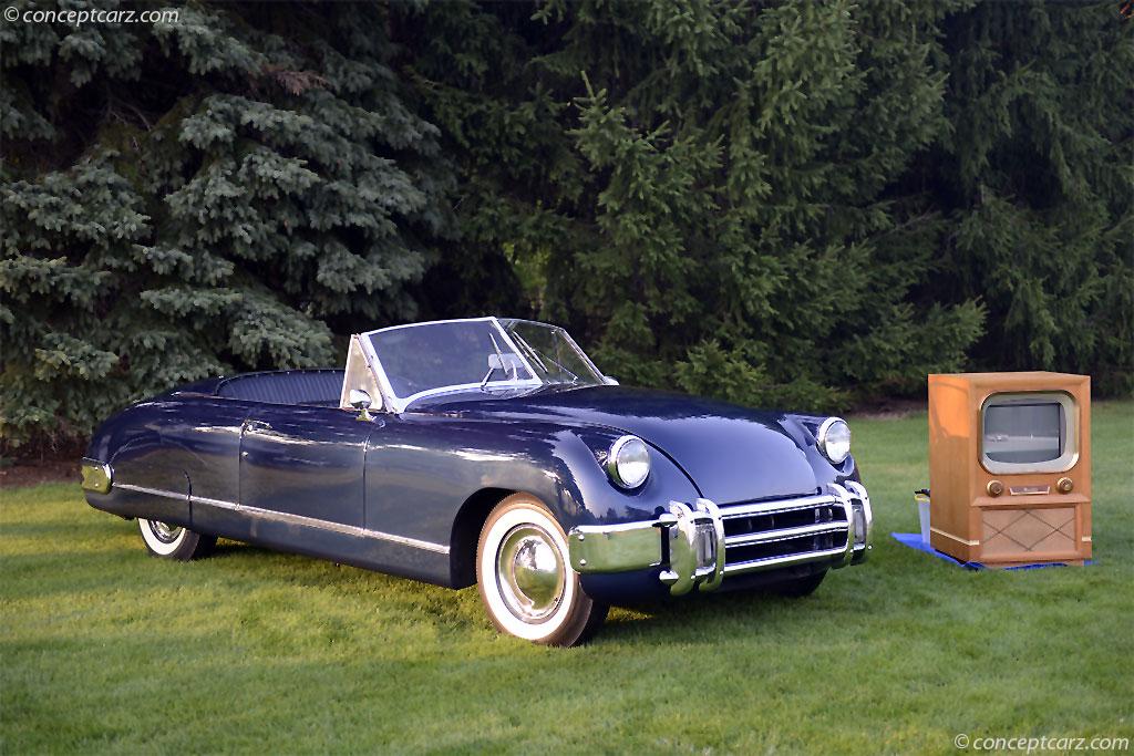 Used Cars Evansville >> 1952 Muntz Jet - Conceptcarz