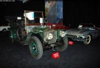 1908 Napier Type 23A 45HP image.