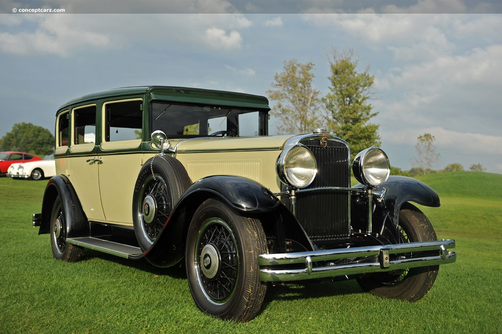 Royce Royce >> 1930 Nash Series 490 Image