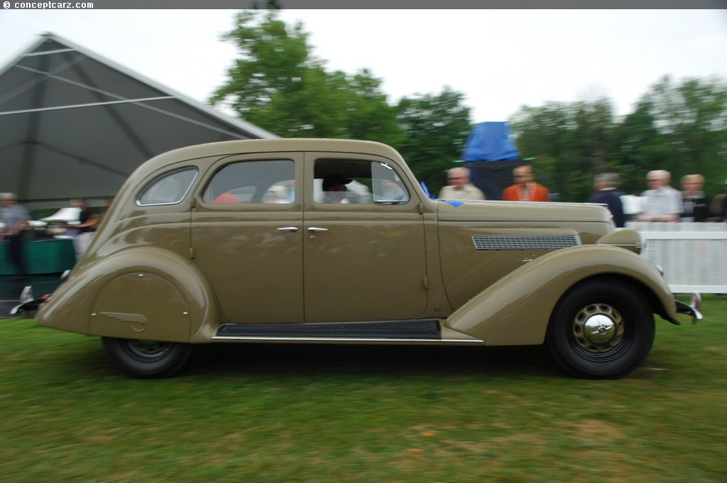 1935 Nash 3580 Ambassador Eight Image
