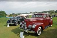 1939 Nash Lafayette Series 3910 image.