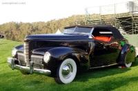 1940 Nash Ambassador 8