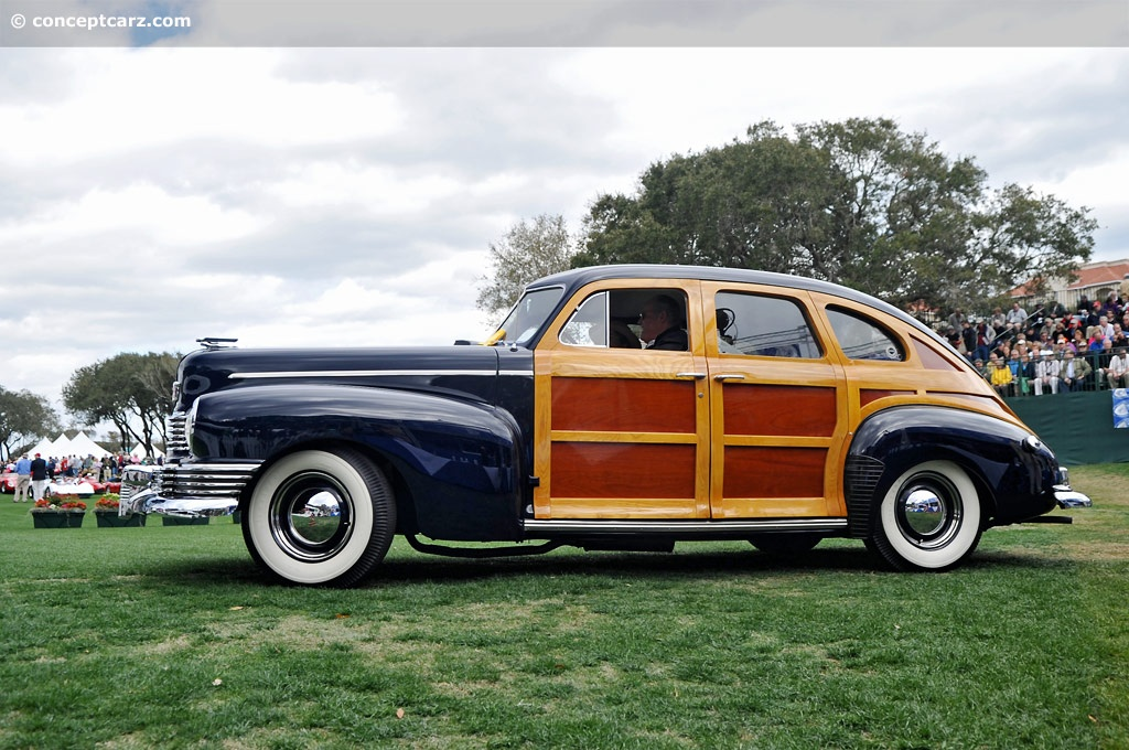1947 Nash Ambassador Image
