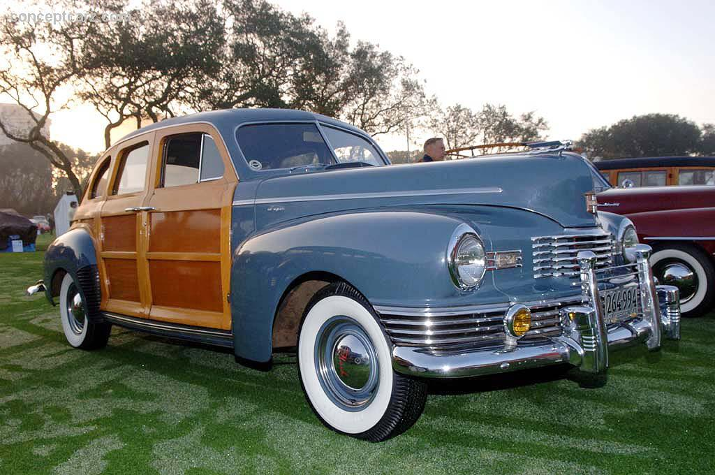 Nash Car: 1947 Nash Ambassador