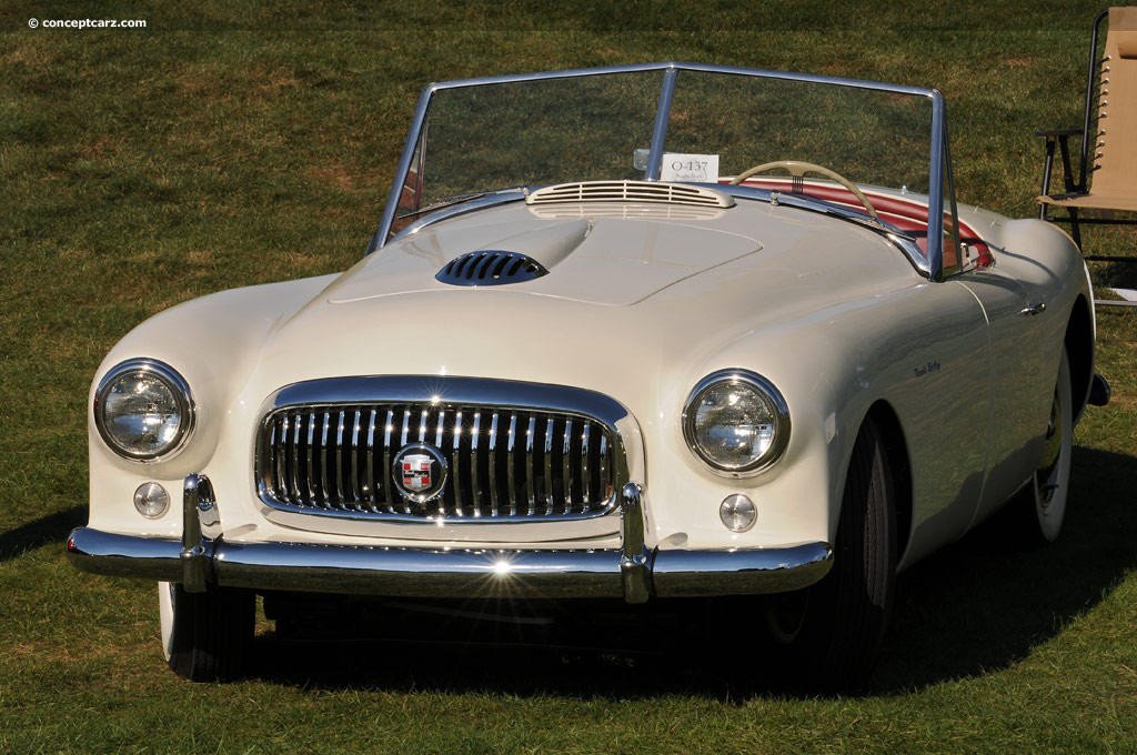 Auction Results And Data For Nash Healey Lemans Conceptcarz Com