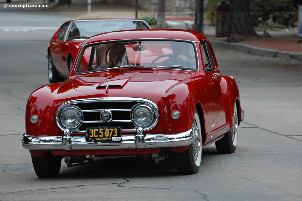 Auction Results And Data For Nash Healey Pininfarina