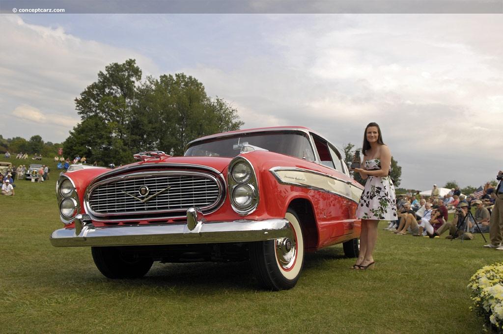 1957 Nash Ambassador Series 80 Conceptcarz Com