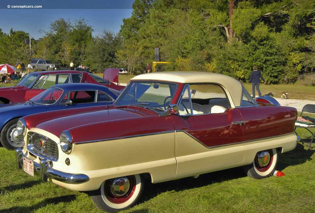 Auction Results And Data For 1962 Nash Metropolitan Conceptcarz Com