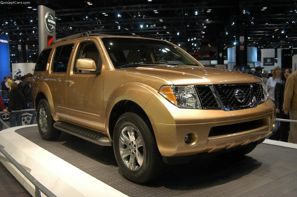 2005 nissan pathfinder technical specifications and data. Black Bedroom Furniture Sets. Home Design Ideas