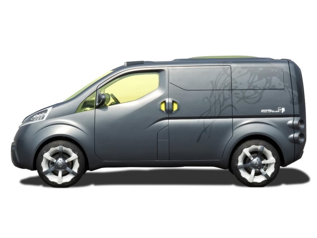 2008 nissan nv200 concept conceptcarz mobile vanachro Images