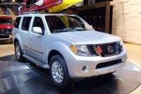 2008 Nissan Pathfinder image.
