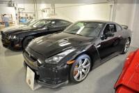 2009 Nissan GT-R image.