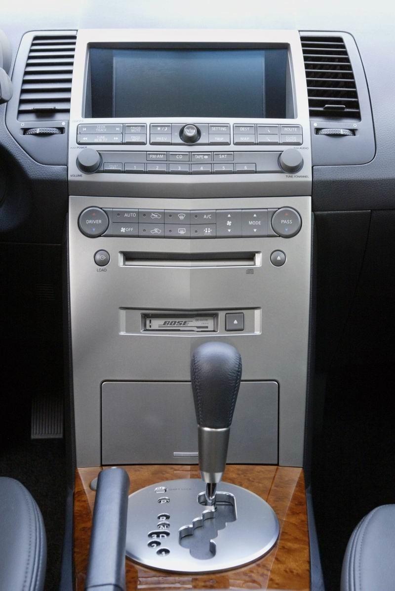 2005 Nissan Maxima Image