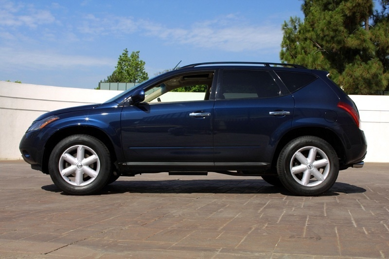 2005 nissan murano images photo 2005 nissan murano suv. Black Bedroom Furniture Sets. Home Design Ideas