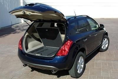 2005 Nissan Murano Image