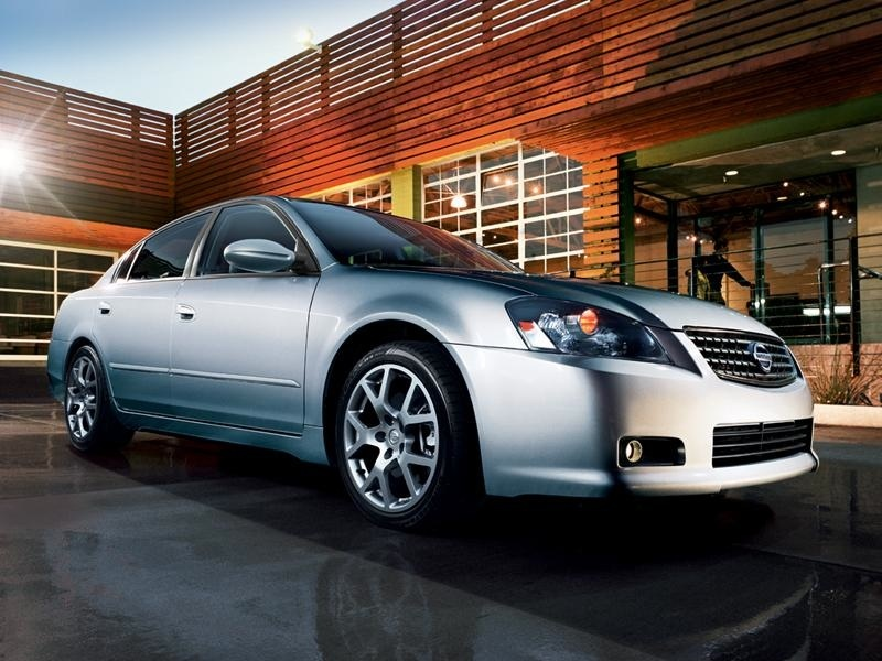 2006 Nissan Altima Pictures History Value Research News