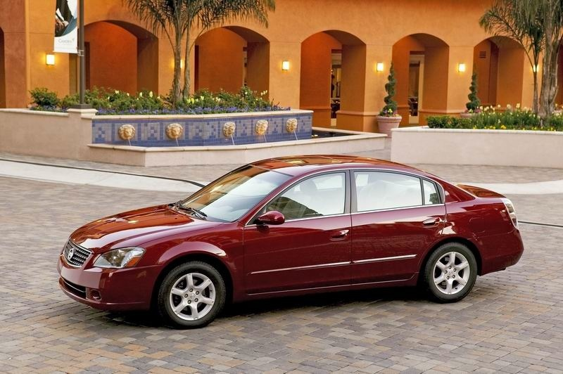 2006 nissan altima. Black Bedroom Furniture Sets. Home Design Ideas