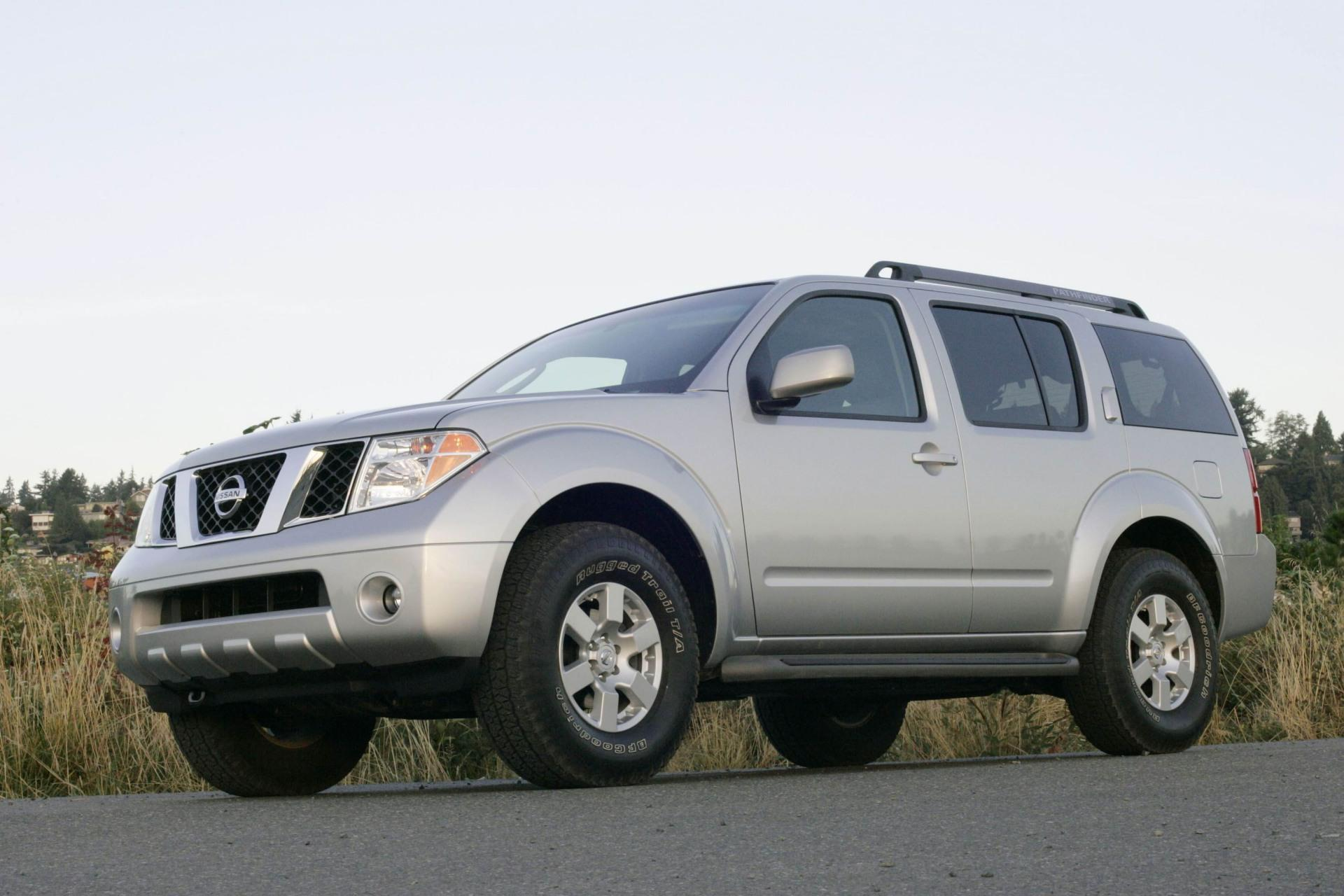 2007 Nissan Pathfinder Images Photo 2007 Nissan