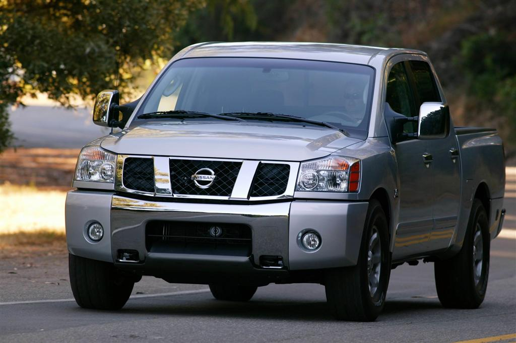 2007 nissan titan. Black Bedroom Furniture Sets. Home Design Ideas