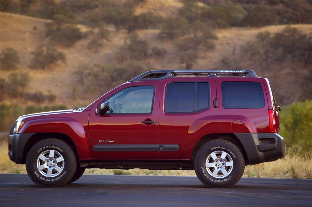 2007 Nissan Xterra Pictures History Value Research