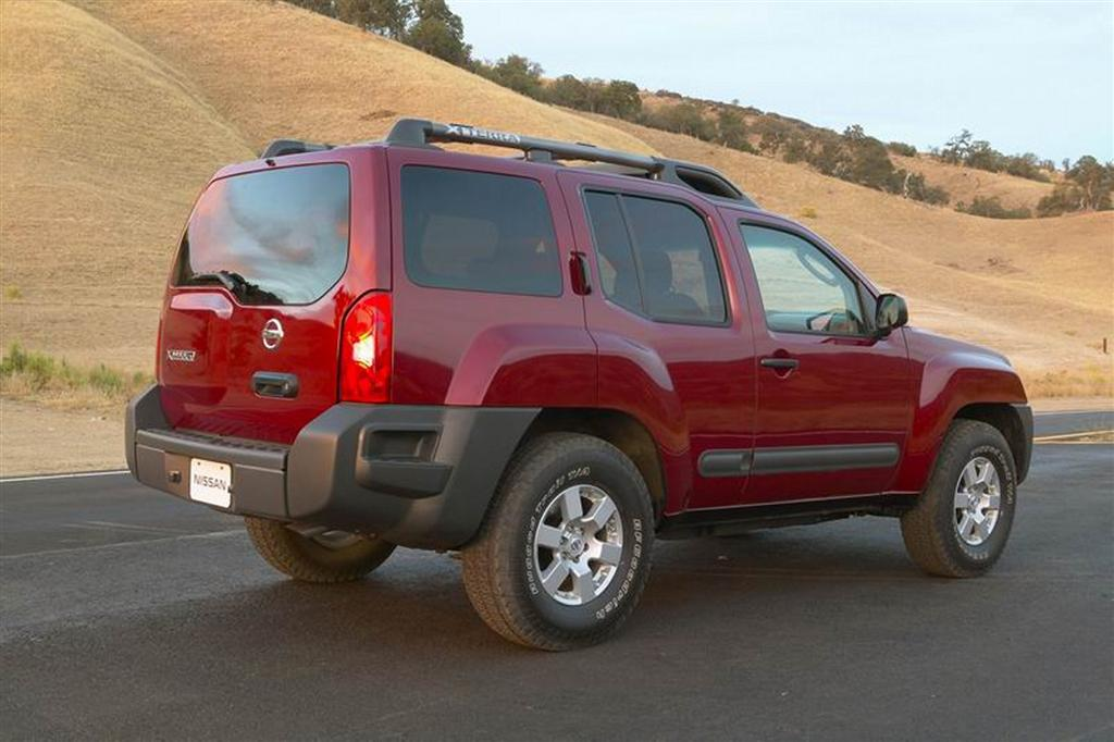 2007 Nissan XTerra Pictures, History, Value, Research ...